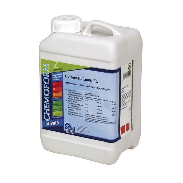Calzestab Eisen-Ex жидкий, Chemoform 1105010, 10 л. Средство против образования металлов и известняка