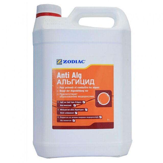 Альгицид Zodiac W400209, 5 л. Средство против водорослей