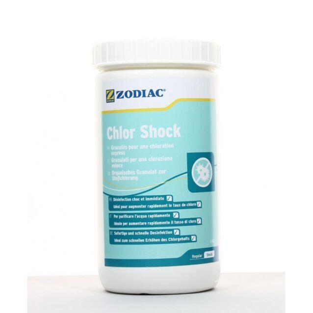 Хлор Шок в гранулах, Zodiac W400191, 1 кг. Средство для ударного хлорирования воды
