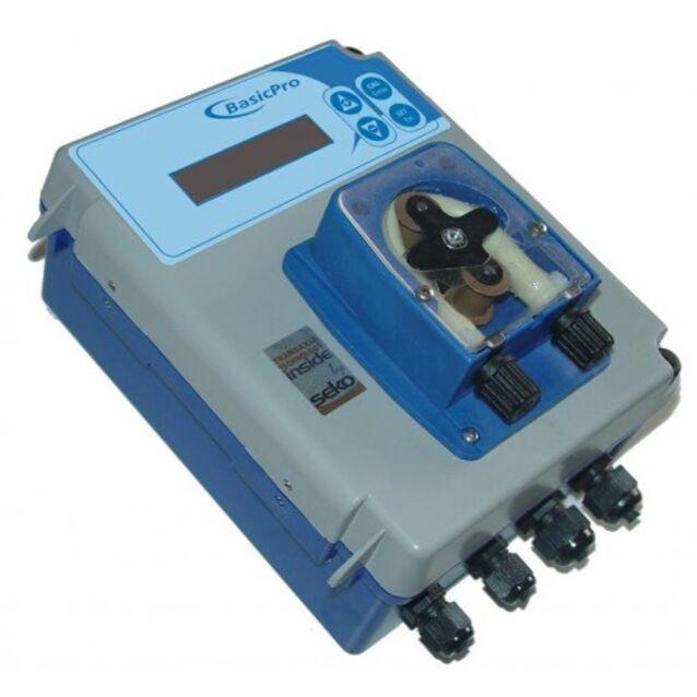 Станция дозирования и контроля Seko Pool Basic Evo+ Rx, 1,5 л/ч - 1,5 бар, до 130 м3
