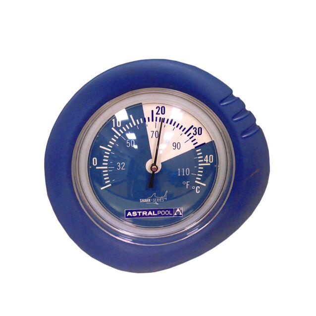 Термометр плавающий AstralPool 36622 «Shark» Ø 18 см