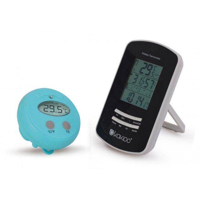 Термометр цифровой Kokido K617CS беспроводной