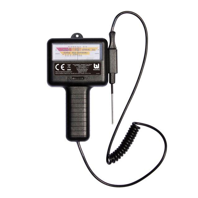 Тестер электронный Bestway 58225, для определения уровня pH воды и свободного хлора