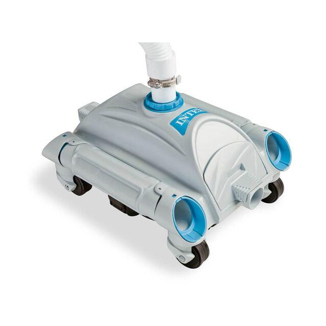 Робот-пылесос Intex 28001/58948 «Auto Pool Cleaner». Вакуумный очиститель дна бассейна