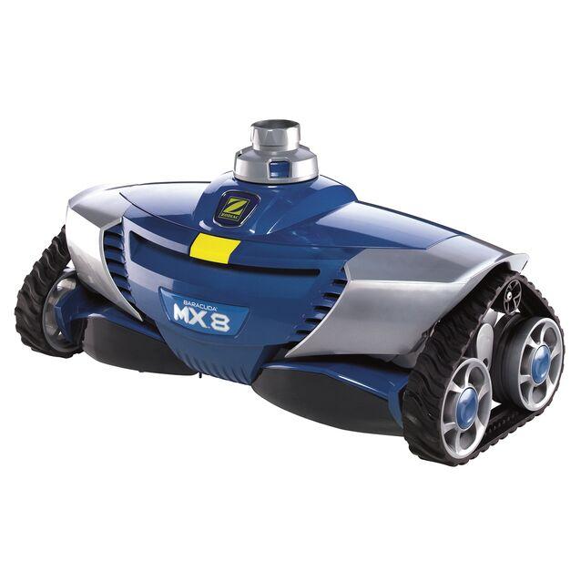 Робот-пылесос Zodiac W70668 «Baracuda MX 8». Вакуумный очиститель дна и стенок бассейна