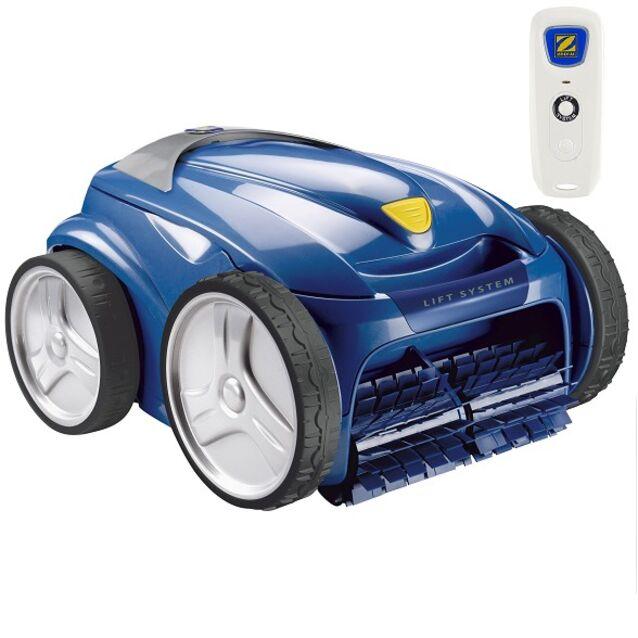 Робот-пылесос Zodiac WR000033 «Vortex PRO 2WD RV 4550», длина кабеля 21 метров, с тележкой