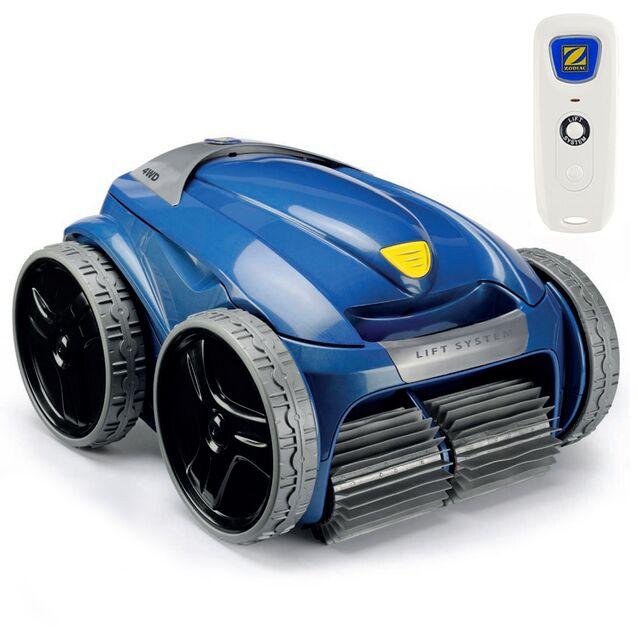 Робот-пылесос Zodiac WR000035 «Vortex PRO 4WD RV 5500», длина кабеля 21 метр, с тележкой