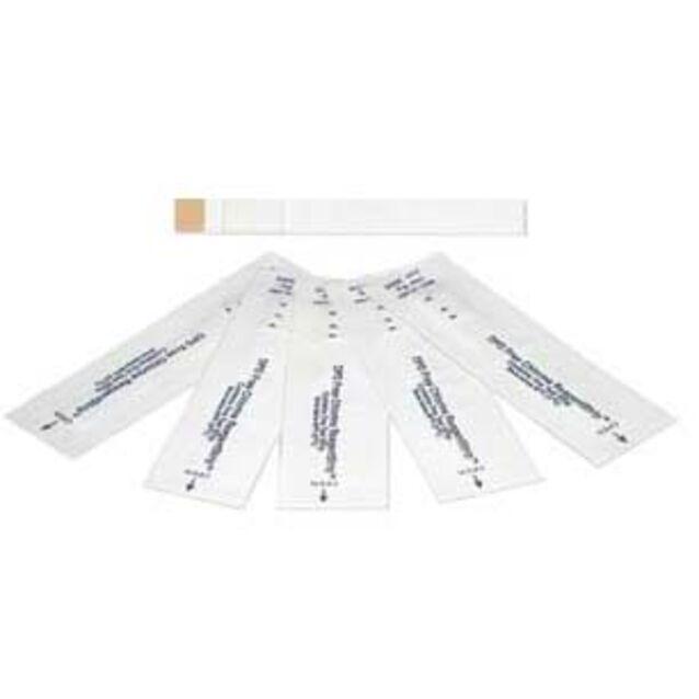 Лакмусовые полоски 486632 для фотометрического тестера Exact Micro Copper, определение меди