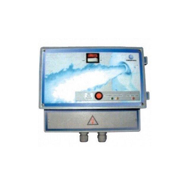 Панель управления аттракционами с пневмопускателем FIberpool VC045