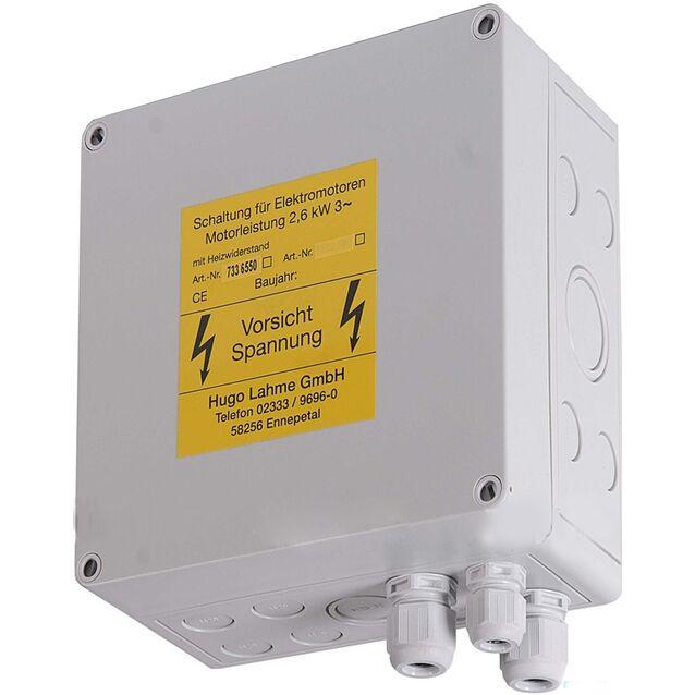 Пневмопреобразователь Fitstar 7322060 на 2.6 кВт