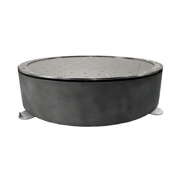 Гейзер Runvil P2-13 «Круглый Ø 400», под плитку, поток 50 м³/час, подключение Ø 2 дюйма (внутренняя резьба)
