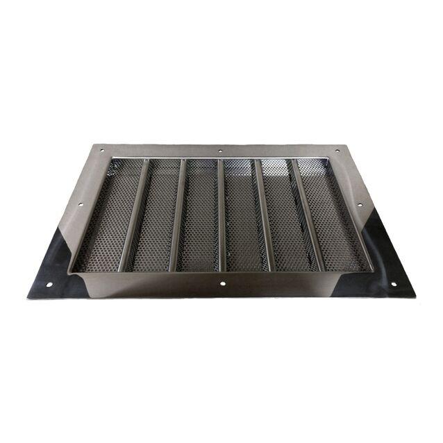Водозабор Runvil P5-17 прямоугольный (лицевая панель), 650×400мм, 120 м³/час