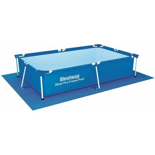 Покрытие под бассейн, подстилка Bestway 58100, 295 × 206 см