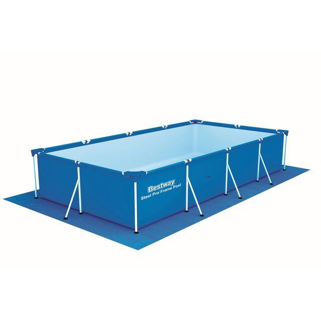 Покрытие под бассейн, подстилка Bestway 58102, 445 × 244 см