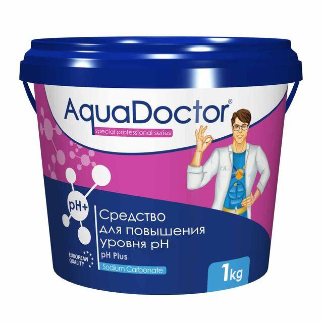 pH-плюс в гранулах, AquaDoctor pH-Plus, 1 кг, средство для повышения уровня pH воды
