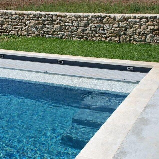 Роллета подводная DEL Rollinside, для бассейна с максимальным размером 10×20.5 метров